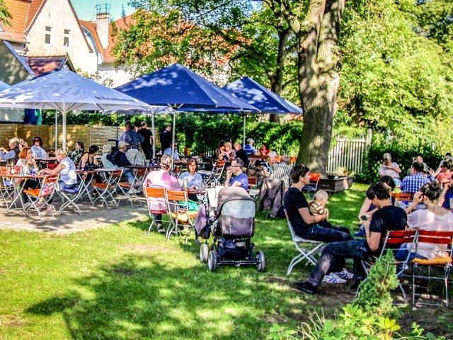 Wartmanns Café und Biergarten
