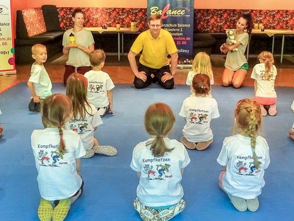 Tanzschule Balance