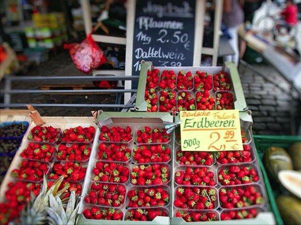 Beliebte Märkte in Potsdam