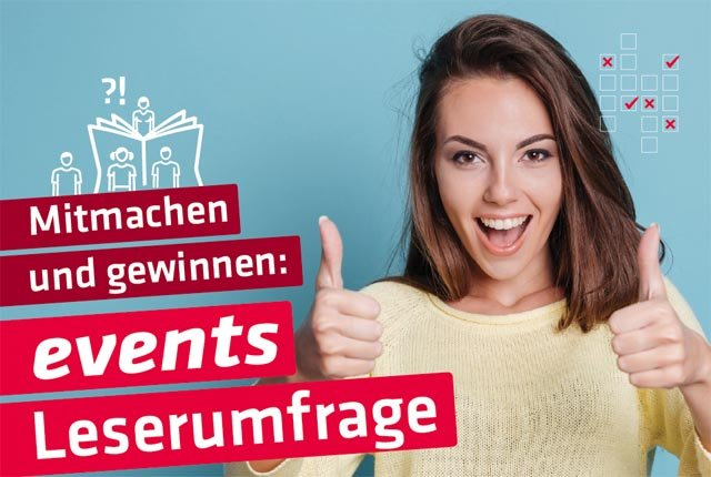 EVENTS Leserumfrage 2017