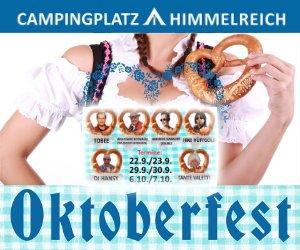Oktoberfest Himmelreich 2017