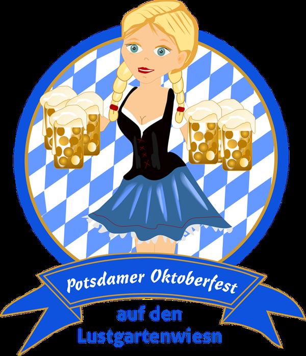 Oktoberfest Lustgarten