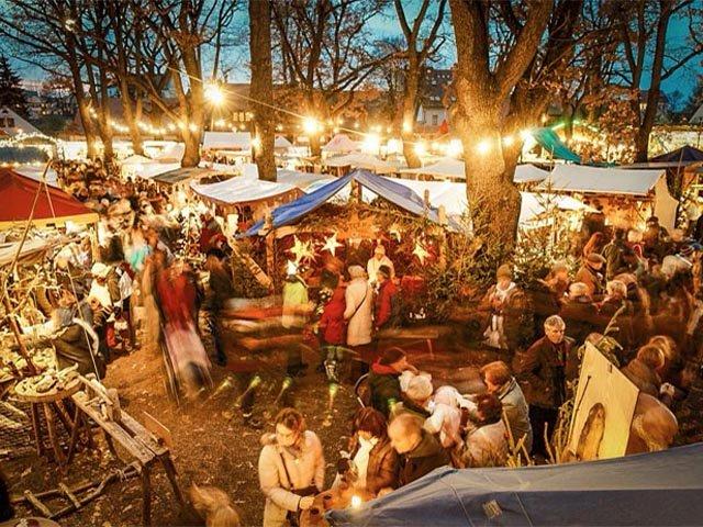 Böhmischer Weihnachtsmarkt