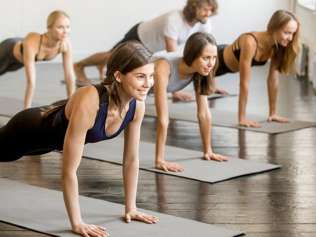 Yoga + Pilates Studio Potsdam