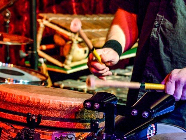 M Percussion