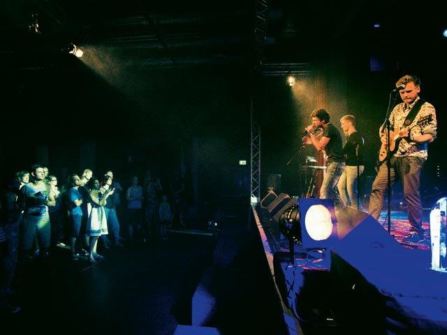 Bandcontest: Potsdam on Stage