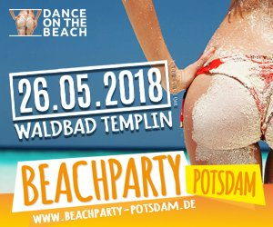 Beachparty Dance on the Beach
