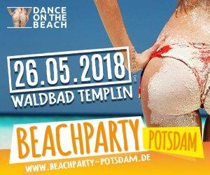 Beachparty Dance on the Beach