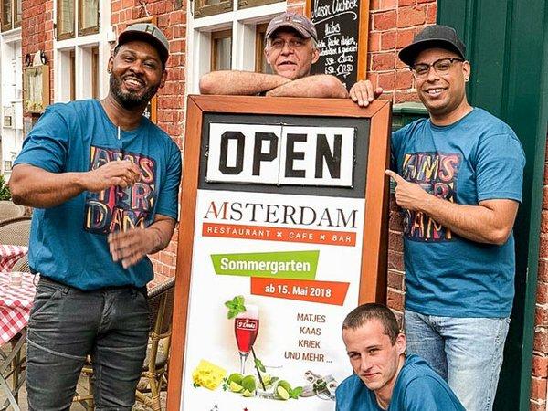 Amsterdam – Restaurant, Café, Bar