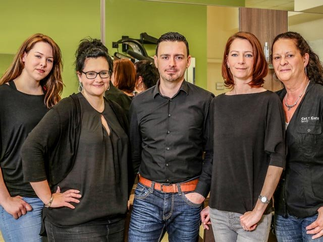 Cut + Care Famliy: Salon Am Kanal