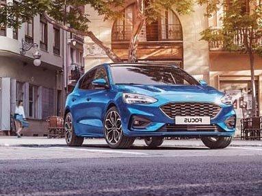 Ford-focus 2018