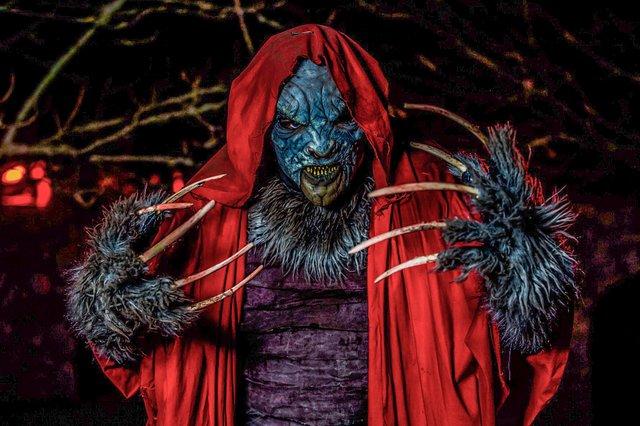 Monster Zombies und Mutanten_Horrornacht e Filmpark Babelsberg_Foto R. Budweth.