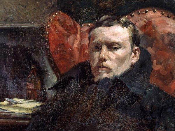 Henri-Edmond Cross, Selbstbildnis