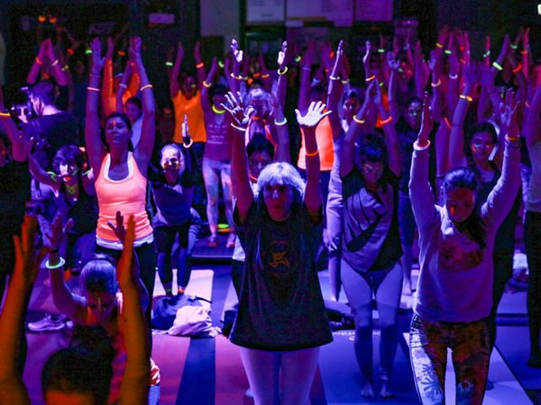 Happy Glow Yoga