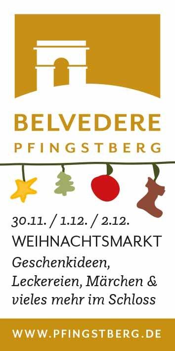 Weihnachtsmarkt Pfingstberg