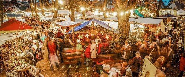 Böhmischer Weihnachtsmarkt, 2018.12