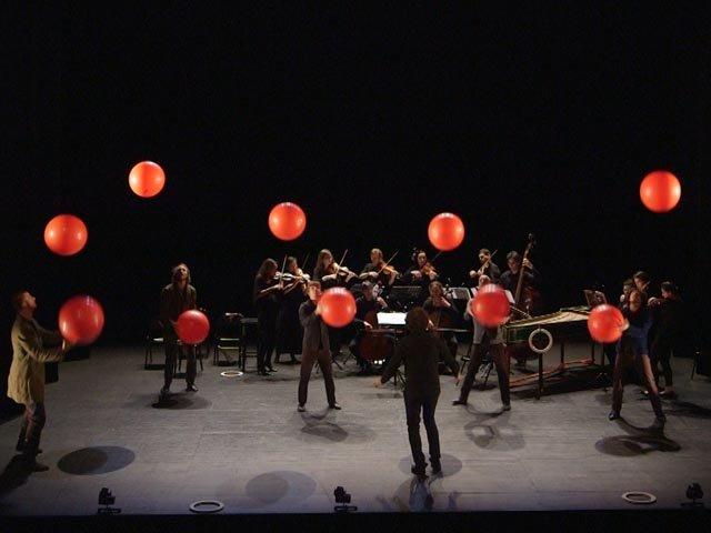 Zirkusorchester, Nikolaisaal, 2018.12