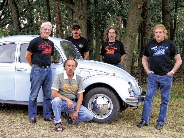 10 Jahre Jubiläums-Party – Oldie Band Potsdam