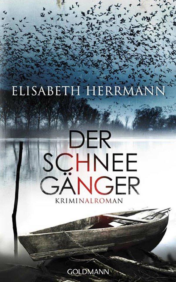 Elisabeth Herrmann liest aus Der Schneegänger