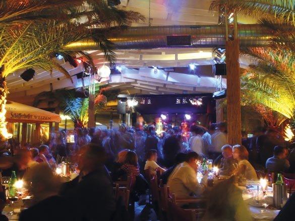 El Puerto Palmenzelt