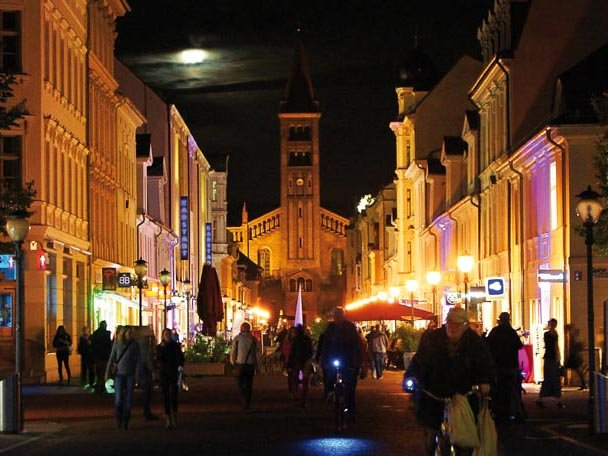 Sekt in the City – Zum Feierabend shoppen gehen