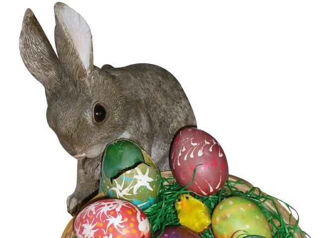 Sorbische Eierkunst - Mit magischen Effekten