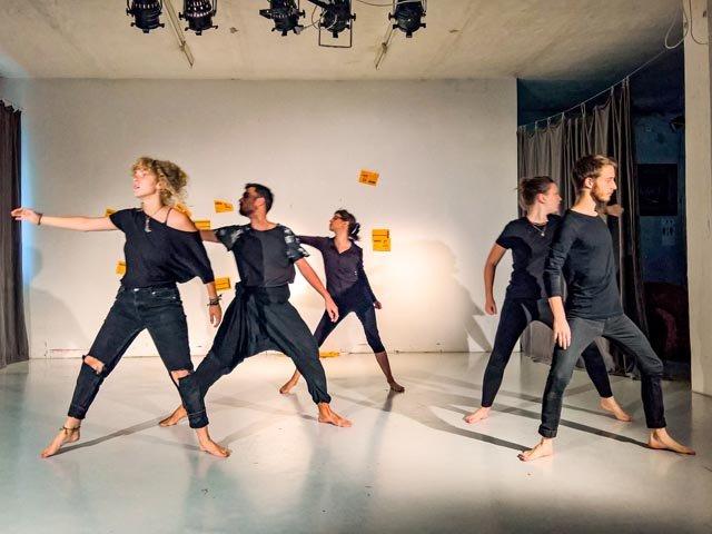 Deutsch-israelischer Theaterworkshop