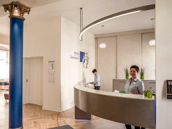 Klinik Sanssouci