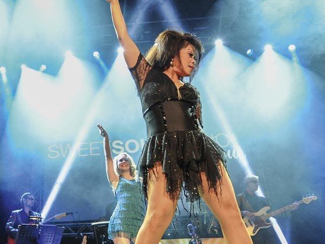 Tina Turner Musical 2015.05