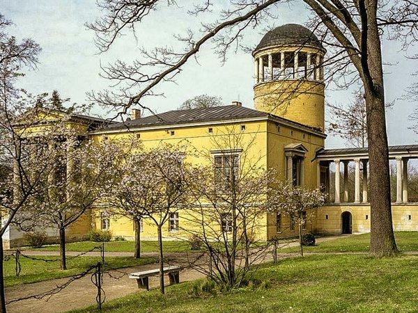 Schloss Lindstedt