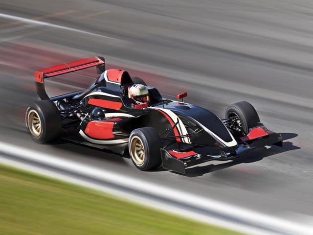 Die Formel 1 verfolgen
