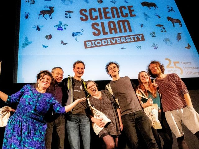 Heinz Fielmann Science Slam