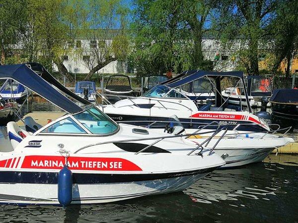 Marina am Tiefen See