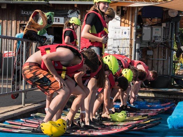 Wassersport Großbeeren