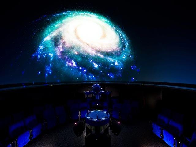 Urania Planetarium Reise durchs Licht