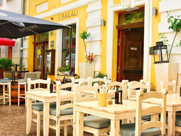Griechische Taverne Tou Bakali