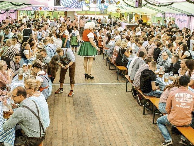 Oktoberfest im Himmelreich