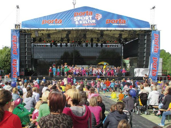 Porta Sport & Kultur Festival