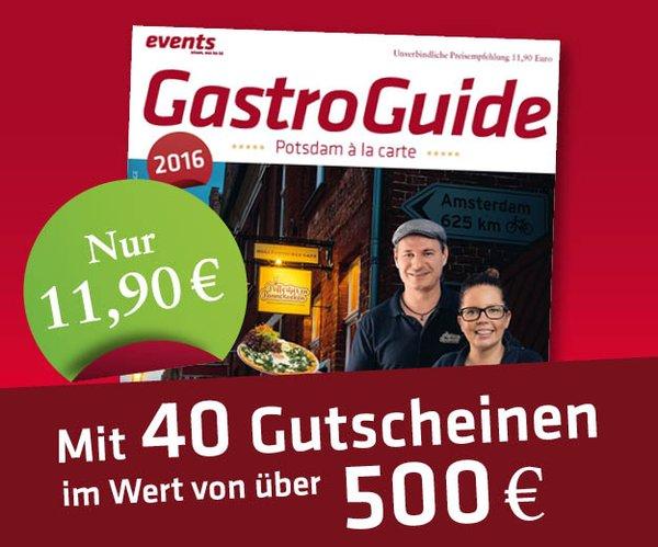 GastroGuide 2016