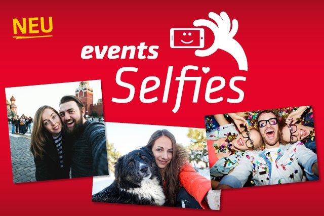 EVENTS Selfies