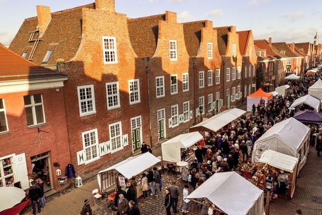 Niederländisches Adventsfest