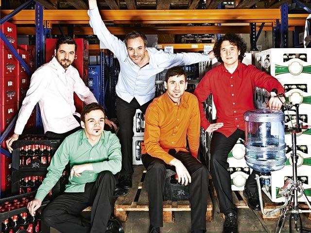 Glassblassing Quintett