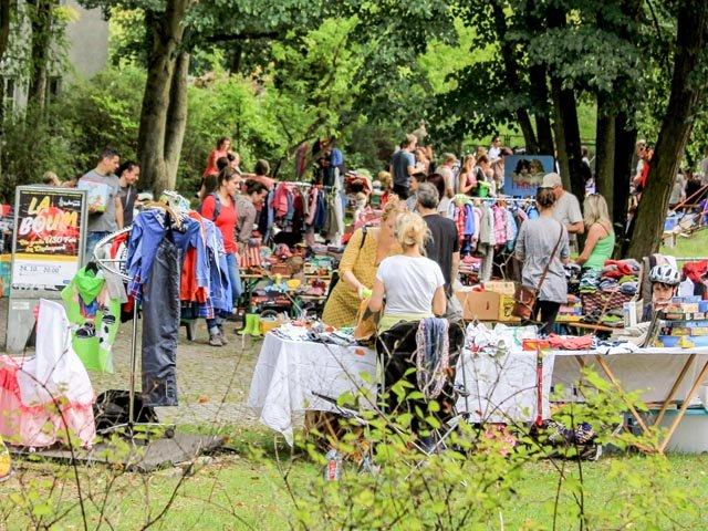 Flohmarkt Lindenpark