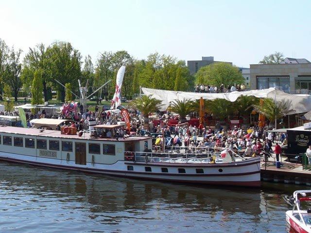 Flottenparade