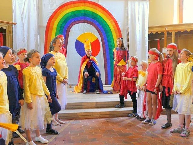 Singschule Kunterbunt