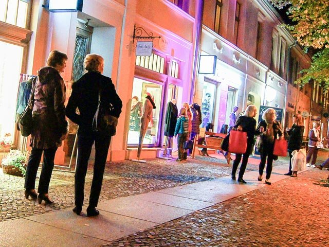 Shoppingnacht