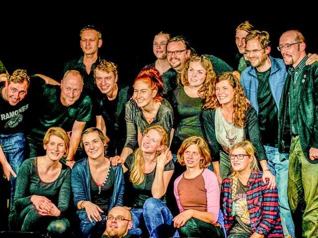 Improtheater Festival