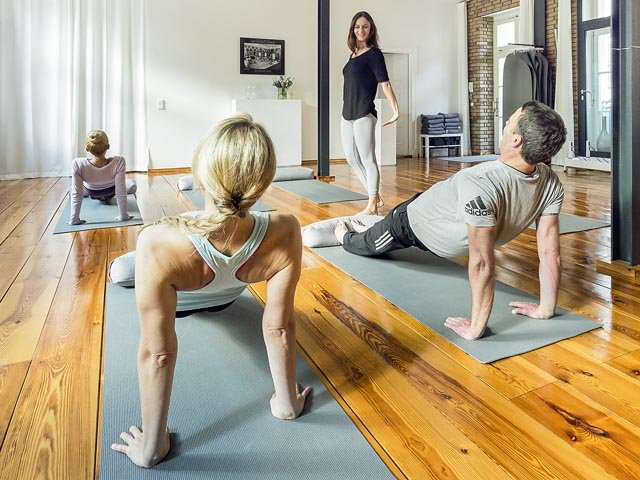 Yoga- & Pilatesstudio Potsdam