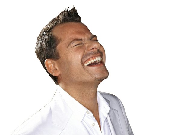 Ingo Appelt kann auch über sich selbst lachen