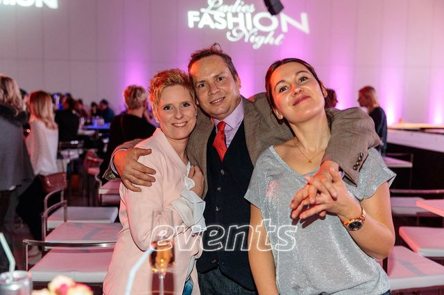 Ladies Fashion 2017 Metropolishalle Potsdam Fotos von Reinhardt